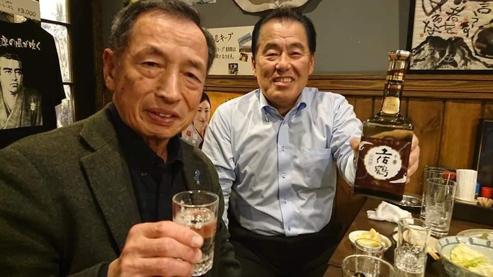 誰が何と言おうと尊敬し応援している、元航空幕僚長田母神俊雄先生とゴルフ交流。_c0186691_13380763.jpg