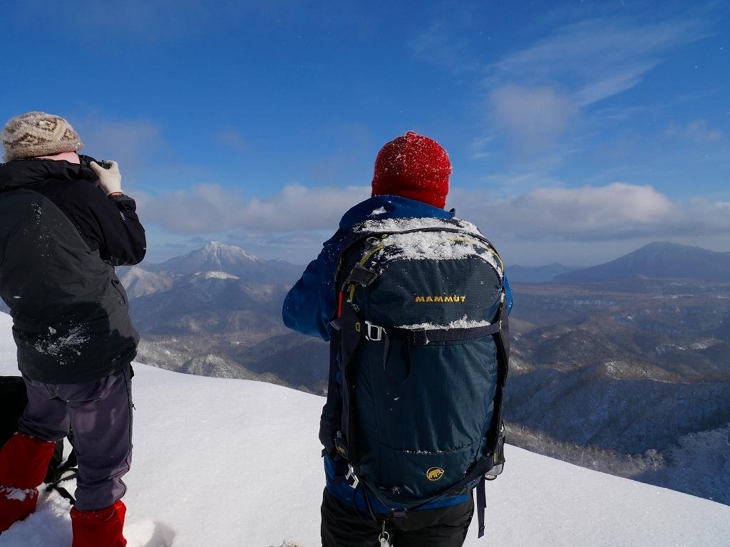 北白老岳と白老岳、2020.1.13ー速報版ー_f0138096_20122382.jpg