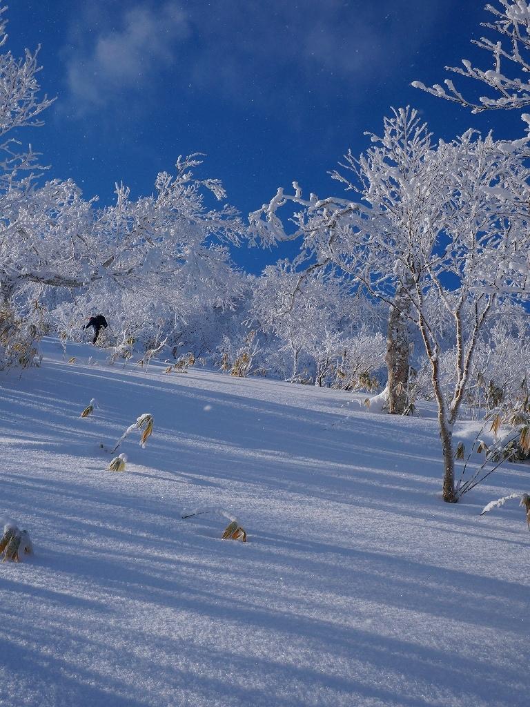北白老岳と白老岳、2020.1.13ー速報版ー_f0138096_20123311.jpg