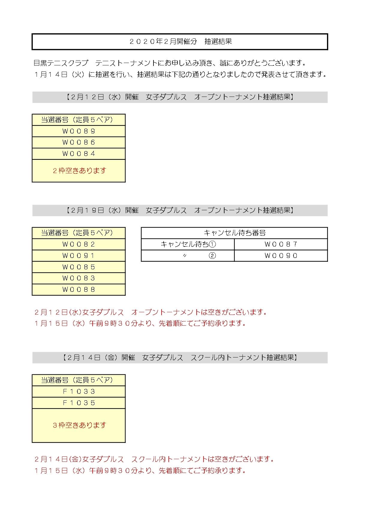 2020.2月トーナメント抽選結果_b0158200_10025812.jpg