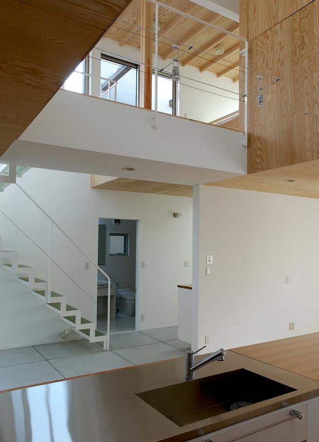 FRPグレーチングの階段!_c0148401_11413348.jpg