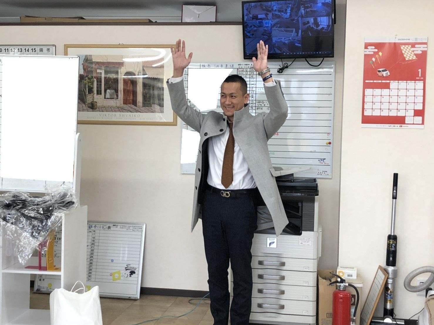 1月14日(火)GT63S 4DOORあります✊エスカレード アルファード ランクル TOMMY♡_b0127002_19015998.jpg