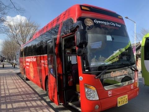2019年 歳納め大邱 ⑰慶州のシティツアーバスに乗ってみた! 前半_a0140305_02292272.jpg