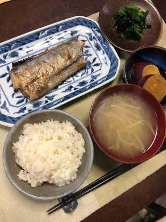 太刀魚の塩焼き_d0235108_20131460.jpg