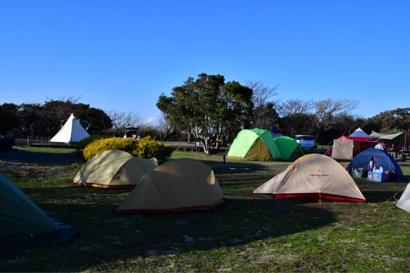 新年キャンプ 2020_b0223512_23322660.jpg