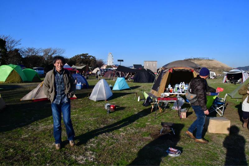 新年キャンプ 2020_b0223512_23324511.jpg
