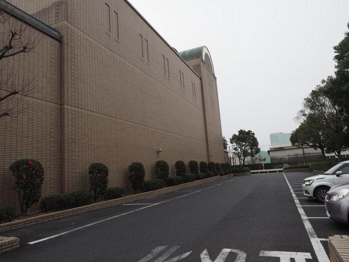 佐伯区民文化センター&五日市中央公園_c0116915_23550293.jpg