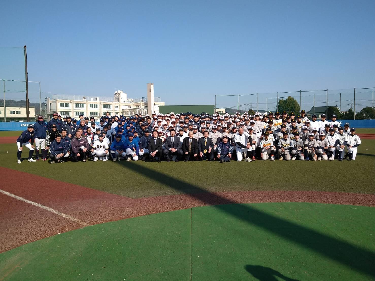 亜細亜大学野球教室_d0262619_00442107.jpg