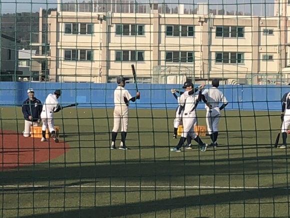 亜細亜大学野球教室_d0262619_00474138.jpg