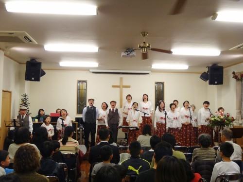 クリスマス礼拝も素晴らしかったんですヨ!_d0120628_23300731.jpg