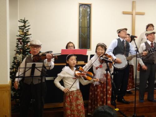 クリスマス礼拝も素晴らしかったんですヨ!_d0120628_23304715.jpg
