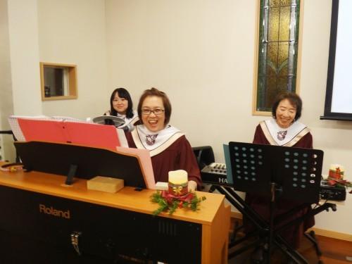 クリスマス礼拝も素晴らしかったんですヨ!_d0120628_23323371.jpg