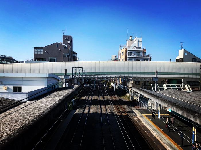 井荻駅 / iPhone 8_c0334533_09413861.jpg