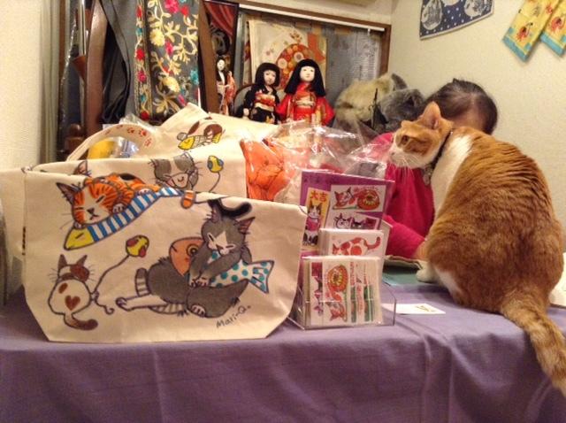 2月猫描き会のお知らせ_a0098635_18265201.jpeg