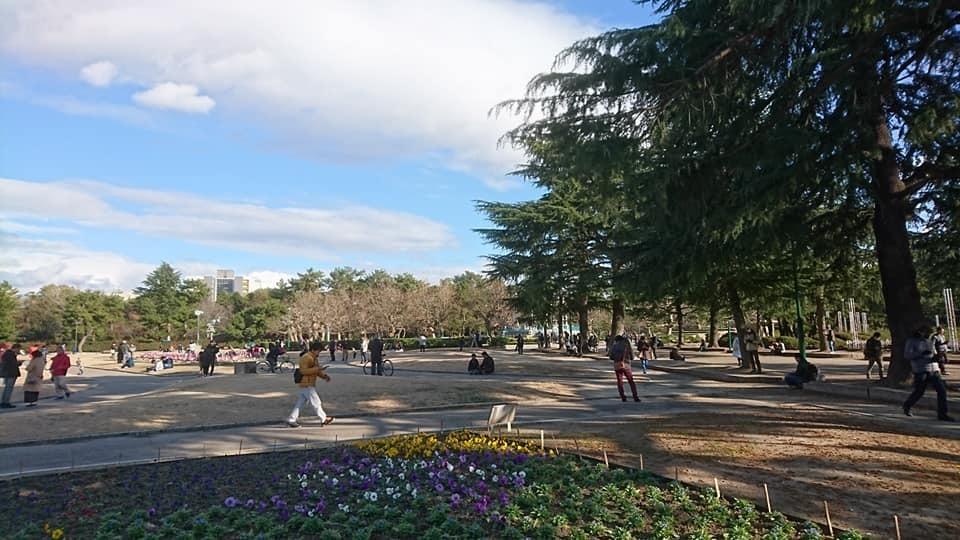 鶴舞公園へ行ってきました♪_f0373339_13341304.jpg