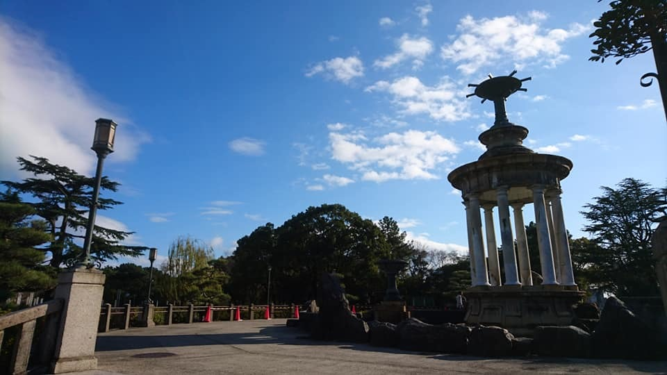 鶴舞公園へ行ってきました♪_f0373339_13341311.jpg