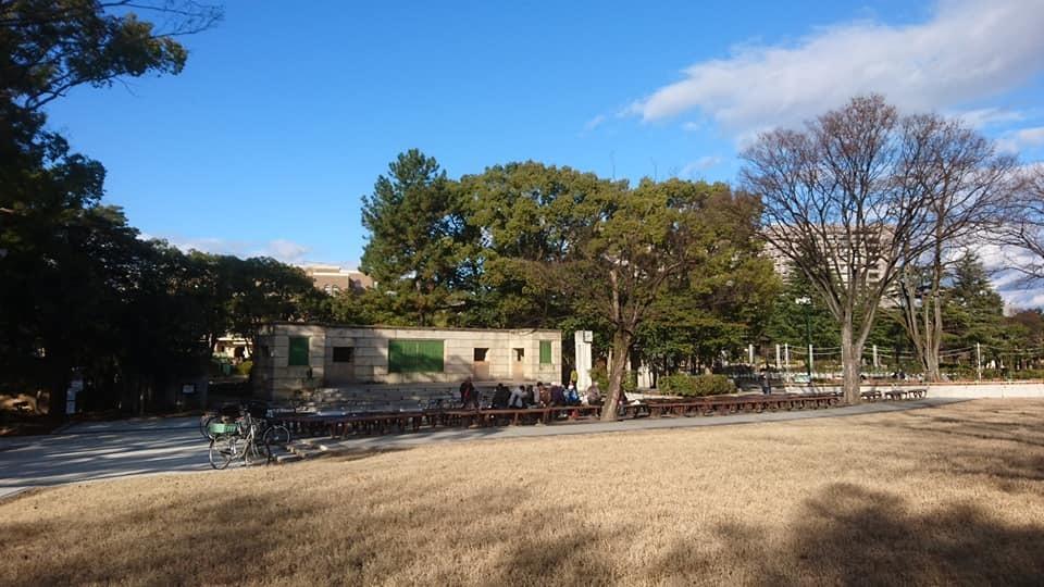鶴舞公園へ行ってきました♪_f0373339_13341312.jpg