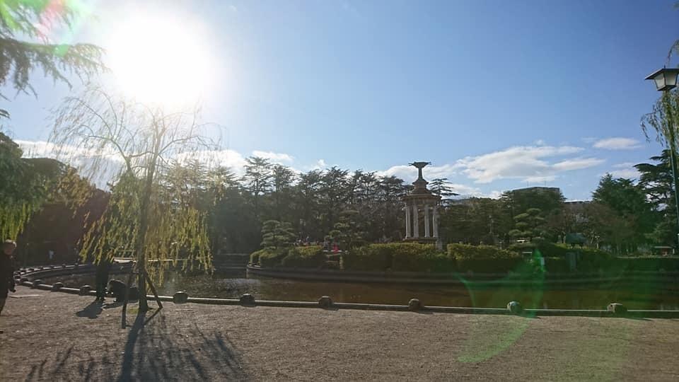 鶴舞公園へ行ってきました♪_f0373339_13341368.jpg
