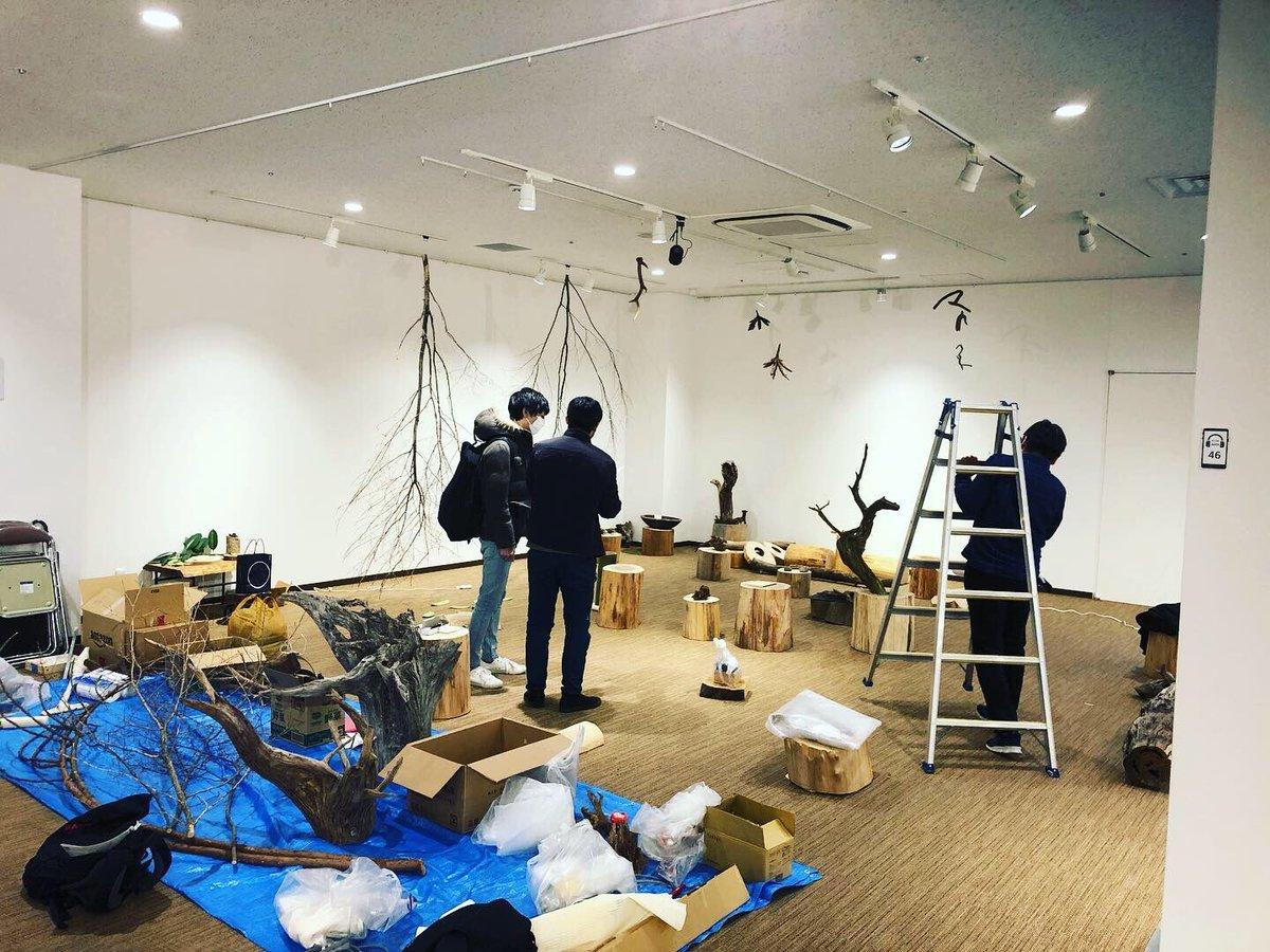 """京都 漢検漢字図書館\""""漢字ミュージアム\""""にて  志人が空間演出を担当した展示が1月10日〜4月5日までの約3ヶ月間展示されております。_d0158942_05113787.jpg"""