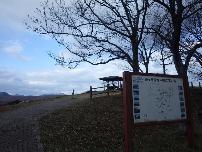 今年初の山歩き…平尾台_e0164643_16115483.jpg