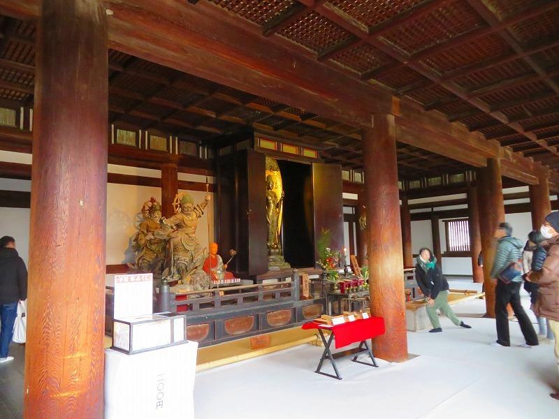 薬師寺の仏像20200112_e0237645_00092861.jpg