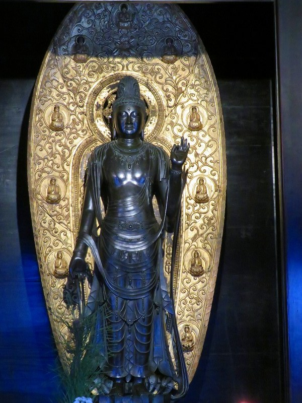 薬師寺の仏像20200112_e0237645_00092876.jpg