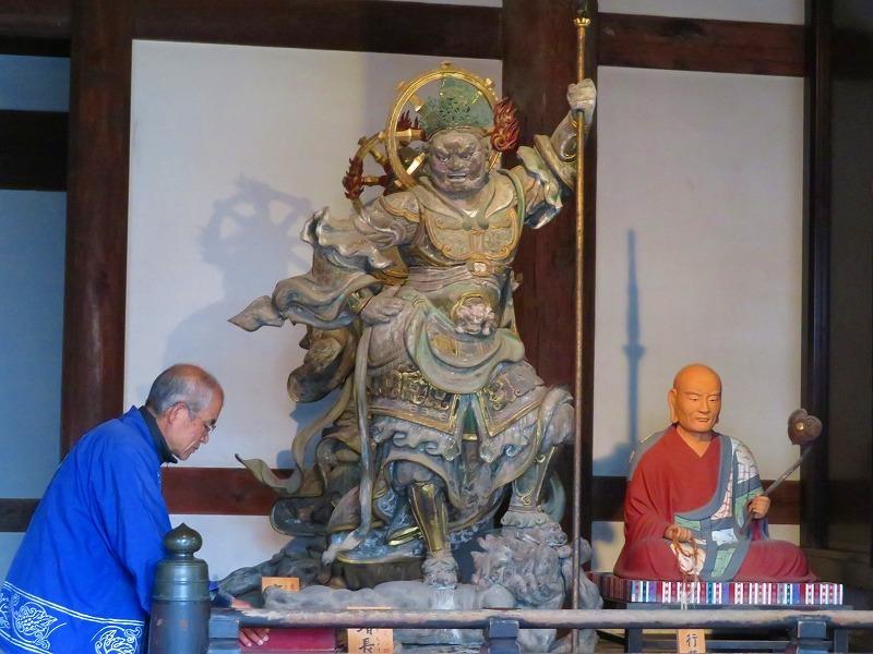 薬師寺の仏像20200112_e0237645_00092920.jpg