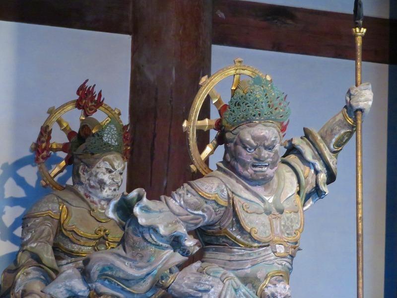 薬師寺の仏像20200112_e0237645_00092970.jpg