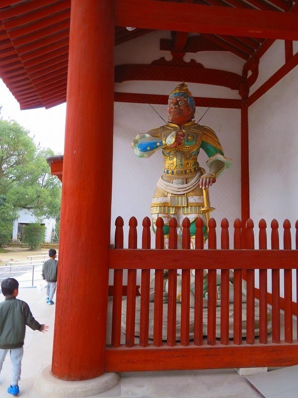 薬師寺の仏像20200112_e0237645_00104103.jpg