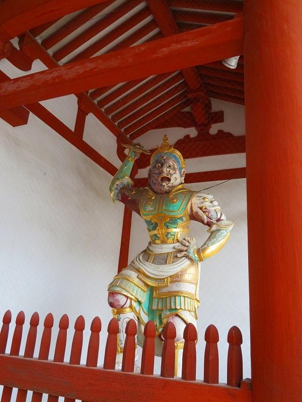 薬師寺の仏像20200112_e0237645_00104127.jpg