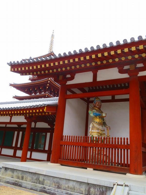薬師寺の仏像20200112_e0237645_00104170.jpg