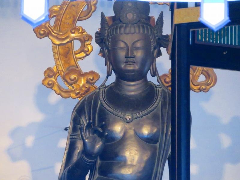 薬師寺の仏像20200112_e0237645_00104188.jpg