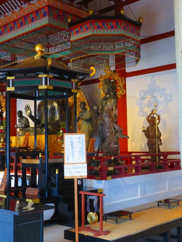 薬師寺の仏像20200112_e0237645_00104192.jpg