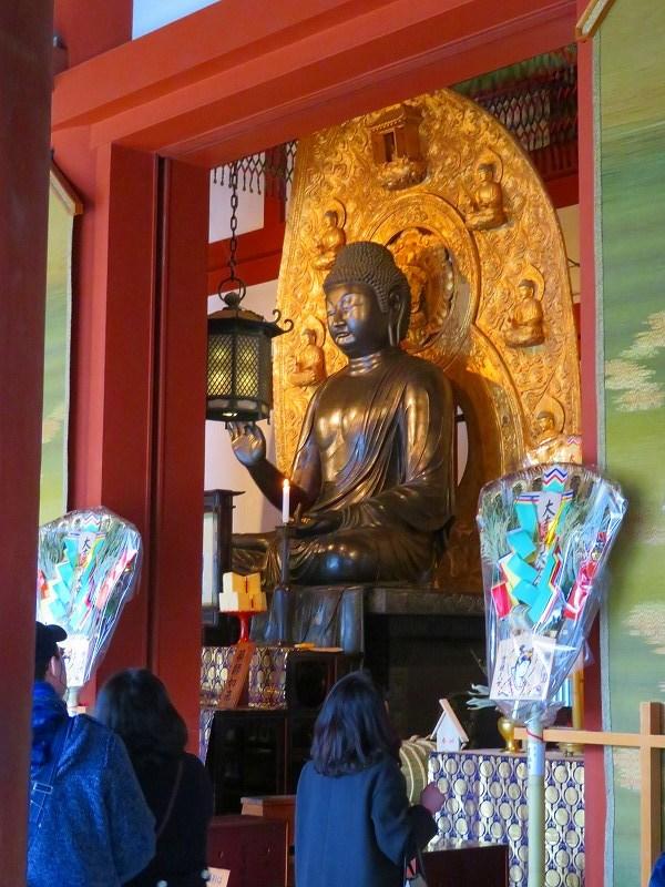 薬師寺の仏像20200112_e0237645_00124642.jpg