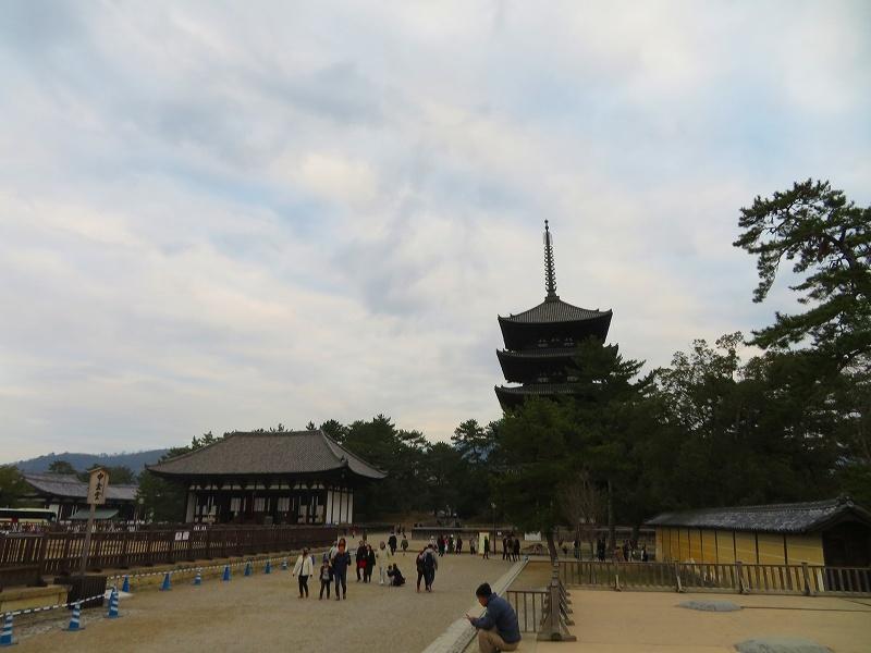 興福寺「中金堂完成」20200112_e0237645_09212603.jpg