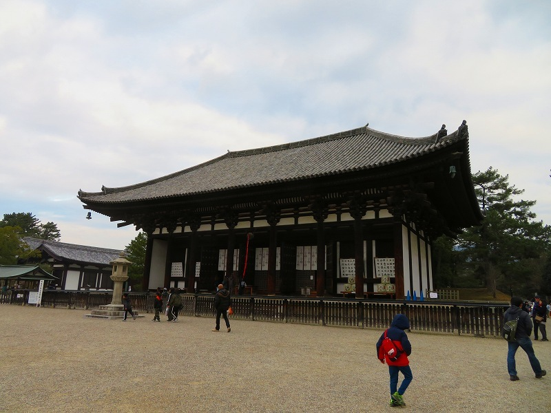 興福寺「中金堂完成」20200112_e0237645_09212704.jpg