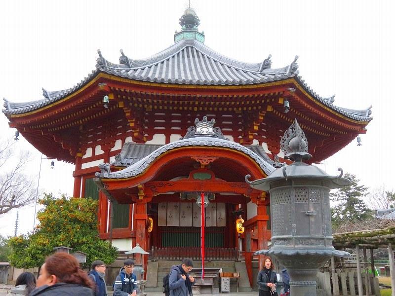 興福寺「中金堂完成」20200112_e0237645_09212731.jpg