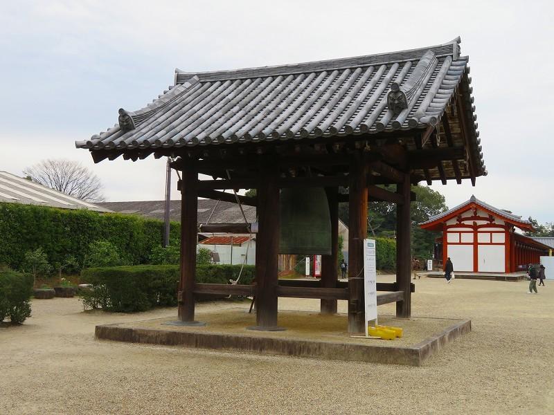 奈良「薬師寺の伽藍」20200112_e0237645_09424629.jpg
