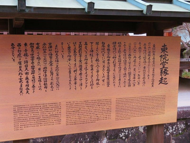 奈良「薬師寺の伽藍」20200112_e0237645_09434630.jpg