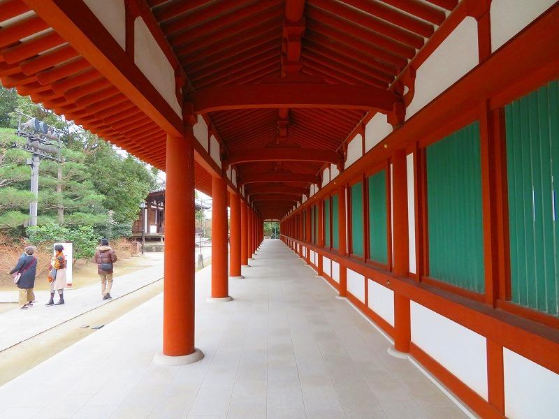 奈良「薬師寺の伽藍」20200112_e0237645_09434654.jpg