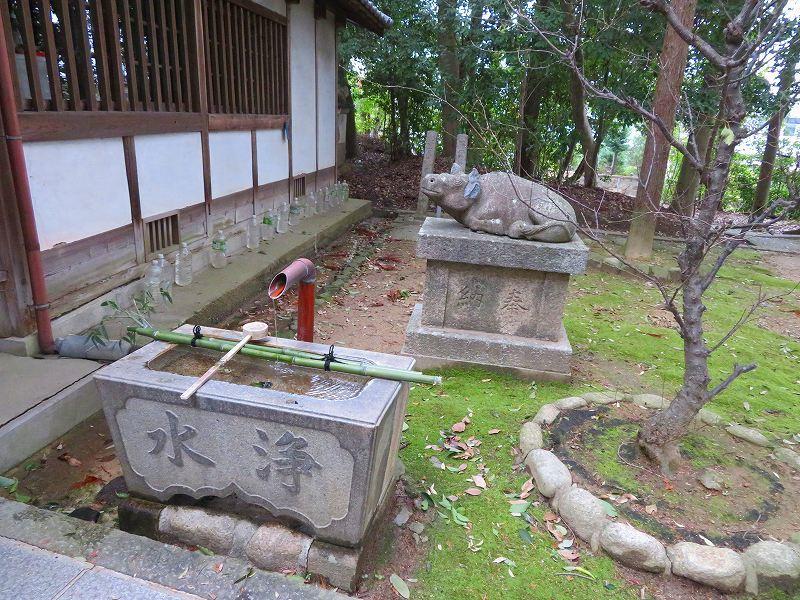 奈良西ノ京「養天満宮」20200112_e0237645_10093603.jpg