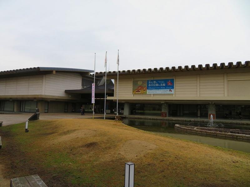 奈良国立博物館と奈良公園20200112_e0237645_15514452.jpg