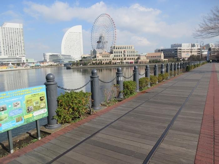 【桜木町駅からアパホテルまでの道のり】てくてくのろり徒歩23分_b0009849_17335080.jpg