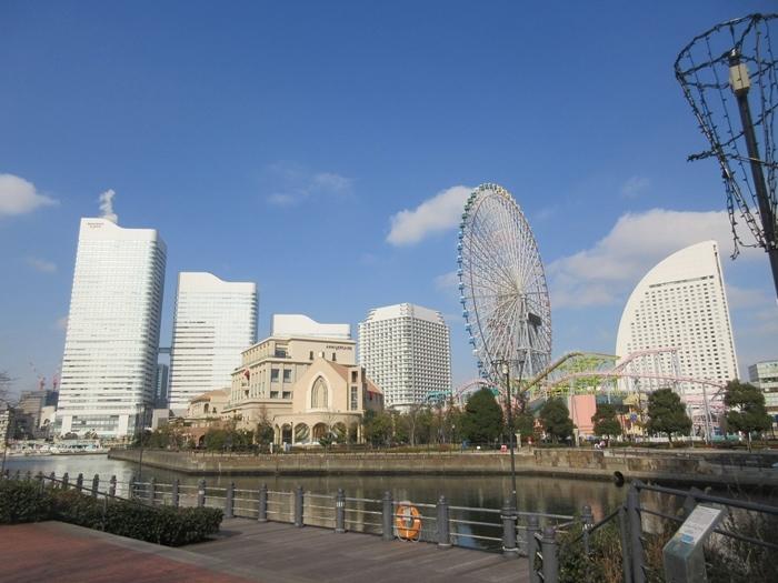 【桜木町駅からアパホテルまでの道のり】てくてくのろり徒歩23分_b0009849_17382915.jpg