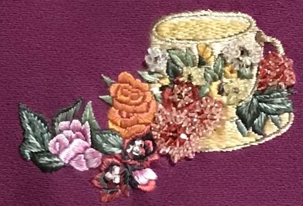 商品紹介・アフタヌーンティーのスワロ刺繍帯コーデ。_f0181251_18001010.jpg