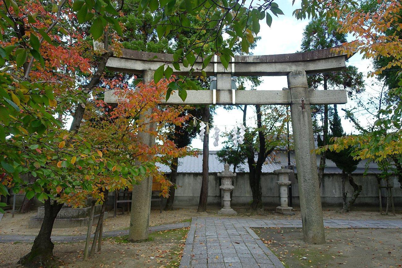 高槻市の三輪神社(その1)_c0112559_08213612.jpg