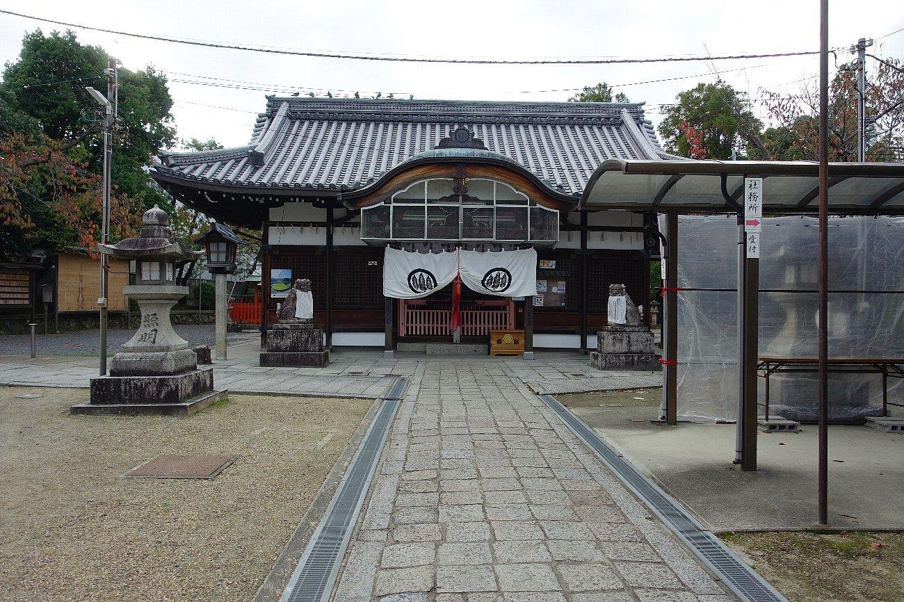 高槻市の三輪神社(その1)_c0112559_08220115.jpg