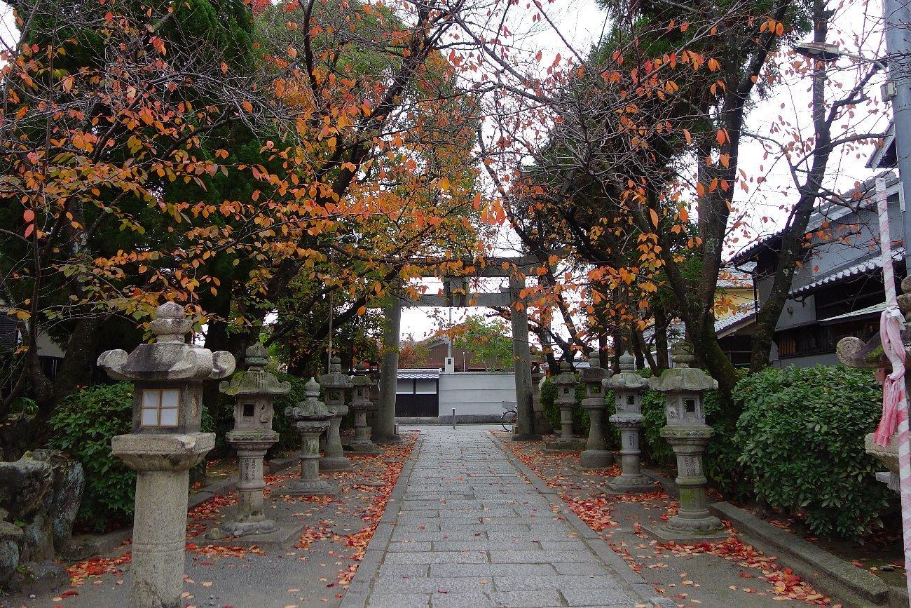 高槻市の三輪神社(その1)_c0112559_08310176.jpg