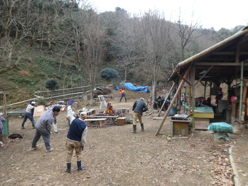 みさき里山クラブの初出_c0108460_18054927.jpg