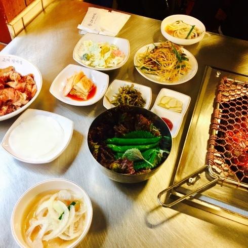 ソウル旅行 2 市庁駅で最高に美味しいデジカルビに出会う「キョデカルビチプ」_f0054260_04461660.jpg